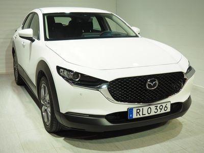 begagnad Mazda CX-30 2.0 SKY M-Hybrid Automat 150hk