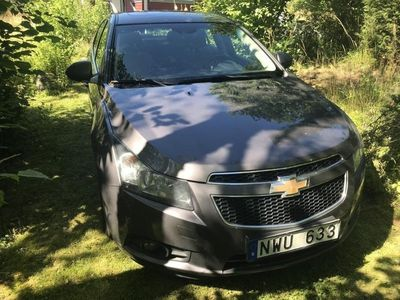 begagnad Chevrolet Cruze LT 2.0 TD (163hk)
