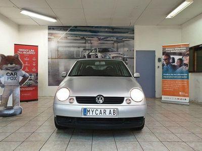 begagnad VW Lupo 1.4i 16v 13950 MIL,EKONOMIBIL