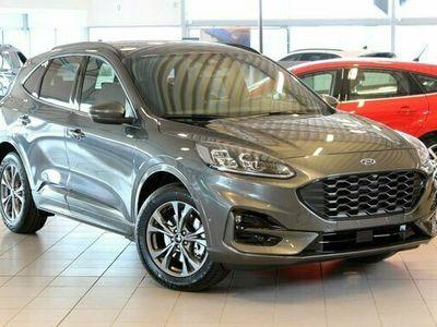 begagnad Ford Kuga 2.5 Plug-In Hybrid ST-LINE X 2020, SUV 463 900 kr