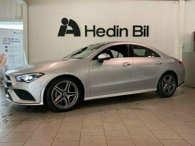 begagnad Mercedes 180 CLA BenzCoupe Amg Line 2021, Sportkupé Pris 348 500 kr