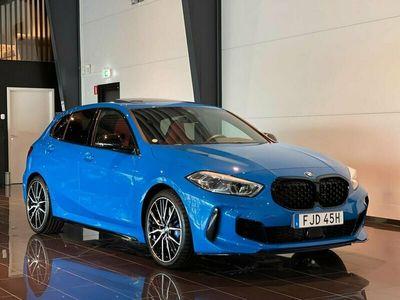 begagnad BMW M135 * M Performance * 320mil * Sommarkampanj / 1.99%