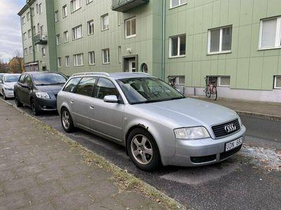 begagnad Audi A6 AVANT 2,4
