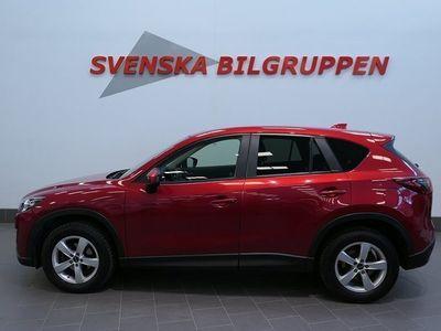begagnad Mazda CX-5 2.2 SKYACTIV-D AWD Eu6 Drag Läder S V-hjul 2014, SUV 149 900 kr