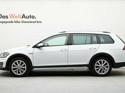 begagnad VW Golf Alltrack TDI184 DSG 4M Plus/Drag/P-värmare