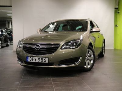 begagnad Opel Insignia Sports Tourer 2.0 CDTI Manuell, 170hk,