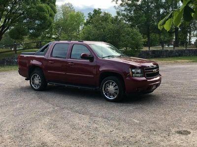 begagnad Chevrolet Avalanche