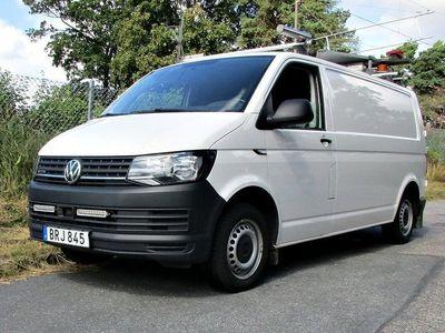 begagnad VW Transporter Inredn v-hjul