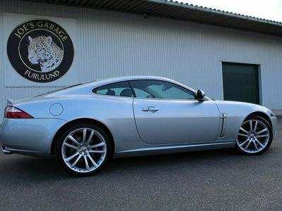"begagnad Jaguar XK 4.2 V8 416hk, lågmil, få ägare, ""svensk"""