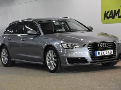 używany Audi A6 2.0 TDI ultra S Tronic, (190hk)