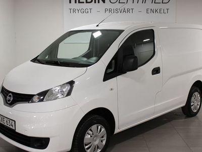 begagnad Nissan NV200 Van 1.5 dCi 90HK Navigation