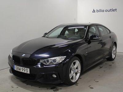 begagnad BMW 420 Gran Coupé d xDrive M-Sport Skinn / P-Värmar / Hi-Fi