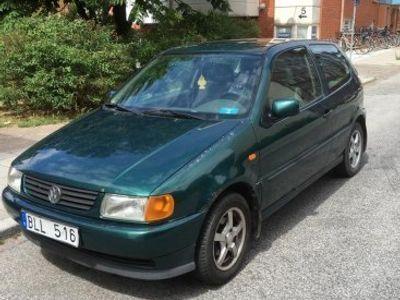 begagnad VW Polo 1,4 -96