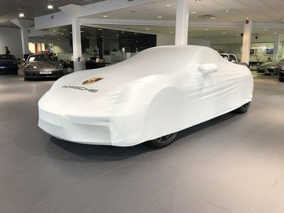 begagnad Porsche Cayenne INKOMMANDE