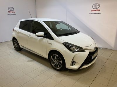 begagnad Toyota Yaris Hybrid Executive