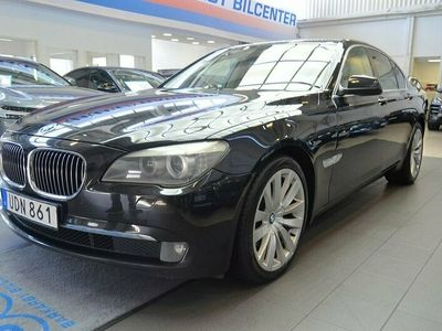 begagnad BMW 730 dA Dynamiq Navi TV Backkamera 2009, Sedan Pris 139 900 kr
