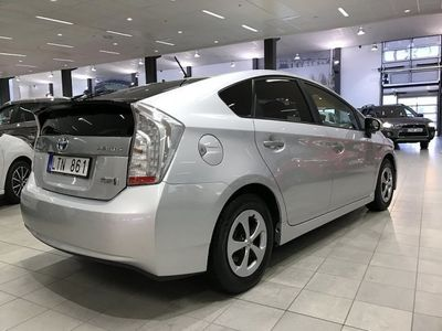 begagnad Toyota Prius 1,8 Plug-in Hybrid JBL Vinterhjul 2013, Halvkombi 159 900 kr
