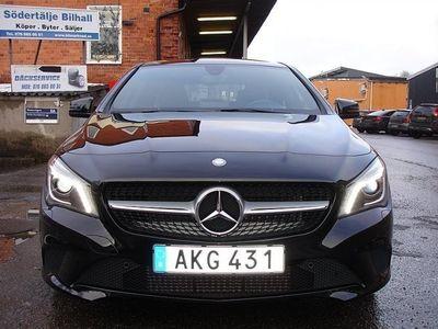 gebraucht Mercedes CLA220 CDI Auto 2100Mil GPS B-KAMERA