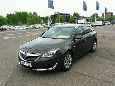 begagnad Opel Insignia 2,0 CDTi Ecoflex Sports Tourer S 140 hk