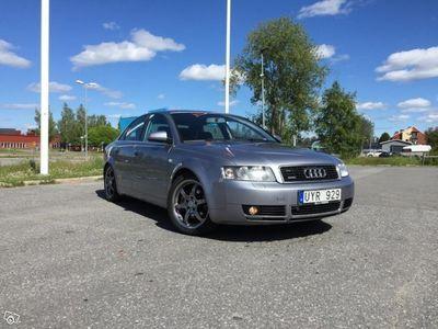 begagnad Audi A4 1.8 quattro lågmilare -04