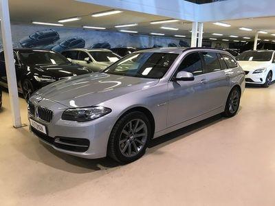 begagnad BMW 525 d xDrive 218hk Touring Euro 6 // Panorama //