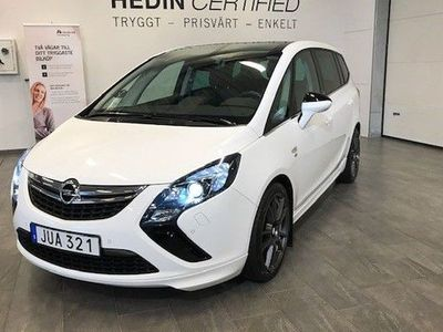 begagnad Opel Zafira Tourer 2.0 CDTI OPC - LINE (170hk) Drag Aut