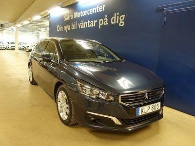 used Peugeot 508 SW 1.6 BlueHDi EAT Euro 6 120hk