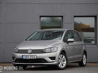 begagnad VW Golf Sportsvan 1.2 TSI 110hk Masters Drag