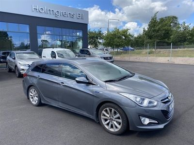 begagnad Hyundai i40 Kombi Business