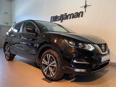 begagnad Nissan Qashqai 1.2 DIG-T XTRONIC-CVT Euro 6 115hk