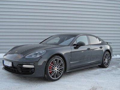 gebraucht Porsche Panamera Turbo -17