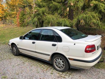 begagnad Volvo S40 lågmil -99