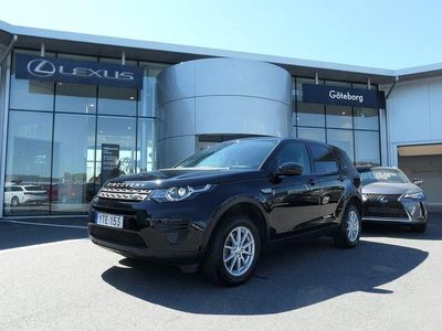 begagnad Land Rover Discovery Sport 2.0 TD4 4WD Automa