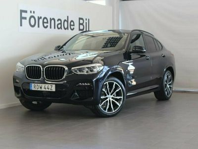 begagnad BMW X4 xDrive20i M Sport Innovation Edt. Drag H K 2021, SUV Pris 652 800 kr