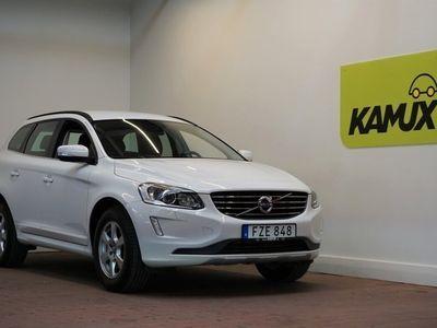 brugt Volvo XC60 D5 AWD Momentum BE Drag (220hk)
