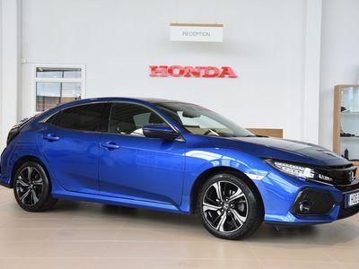 begagnad Honda Civic 1.6 Executive Premium