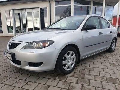 begagnad Mazda 3 Sedan 1.6 105hk