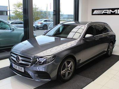 begagnad Mercedes E220 Kombi AMG-Line