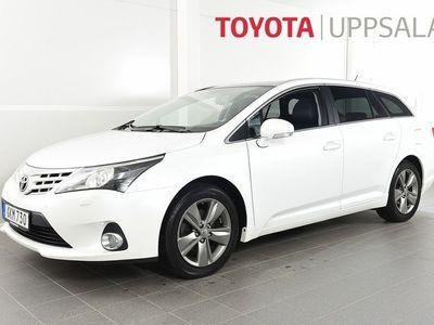 brugt Toyota Avensis 1,8 Kombi Edition 50 Skyview ( -14