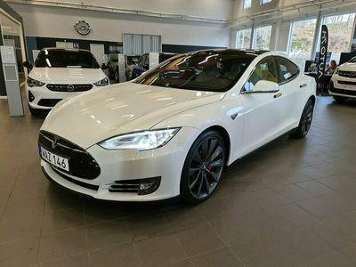 begagnad Tesla Model S P90D 772hk / Insane+ / Panorama