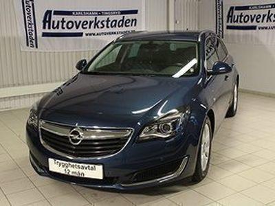 begagnad Opel Insignia Business Sports Tourer 2.0 CDTI 170 hk