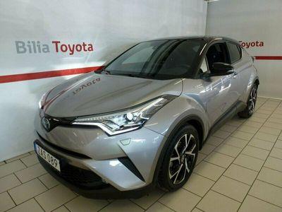 begagnad Toyota C-HR