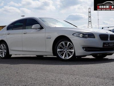 begagnad BMW 520 d Steptronic 184hk DRAG #FULLSERVAD# -12