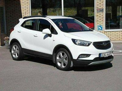 begagnad Opel Mokka X 1.4 Turbo 4x4 (140hk) MT6 - Låga skatten