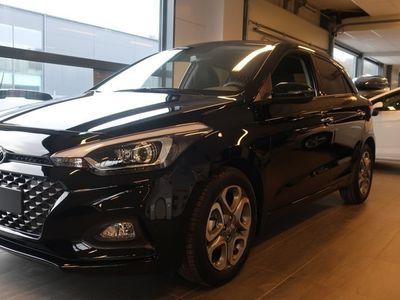 begagnad Hyundai i20 1,2 M5 Premium (84hk)
