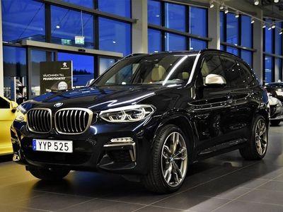 begagnad BMW X3 M40i xDrive Panorama H/K Drag