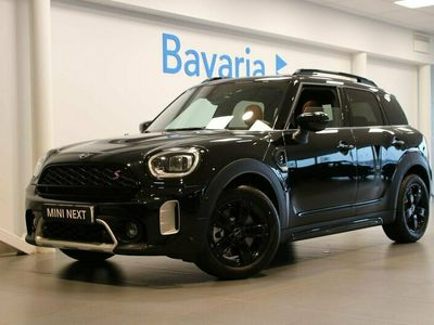 begagnad Mini Cooper S Countryman ALL4 Experience Aut Nypris 438.200:-
