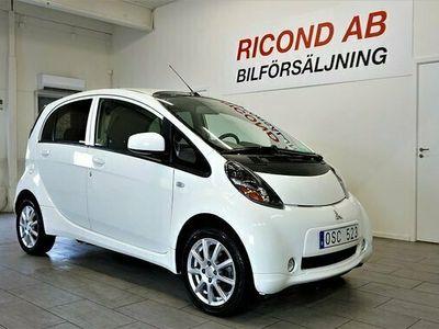 begagnad Mitsubishi i-MiEV ELBIL 16 kWh Aut Euro 6 AC 2011, Halvkombi Pris 79 900 kr