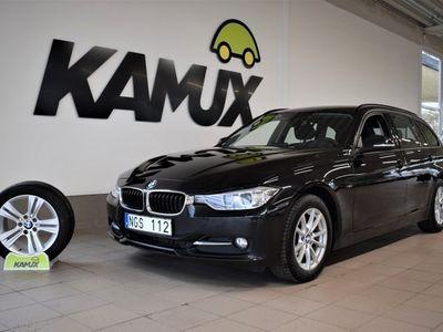 begagnad BMW 320 d | 184hk | Dragkrok | Navi | Sport line | S&V Hemleverans