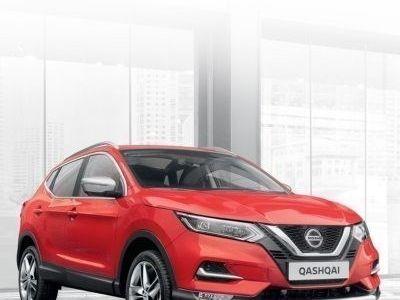 begagnad Nissan Qashqai DIG-T 160 N-Motion DCT NNC